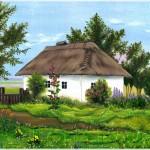 Хвилини дозвілля в «Українському селі»